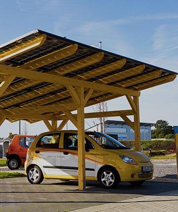 zonnepanelen on carport voor de beste prijs