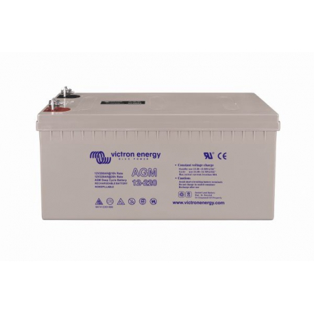 Batterij VICTRON ENERGY AGM 12V/220Ah