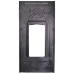 GSE integratie Portret Plate