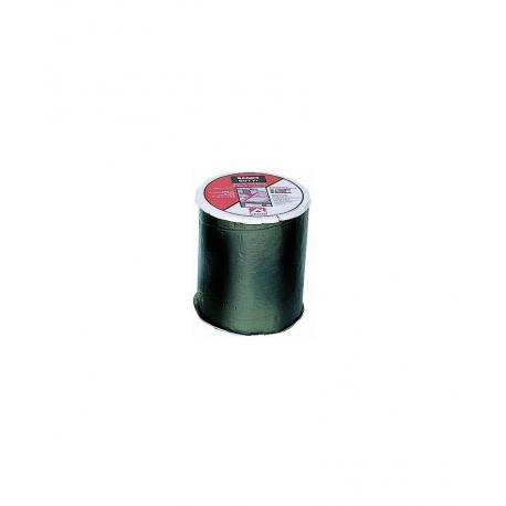 Ubiflex zwart 0,40m x 12m