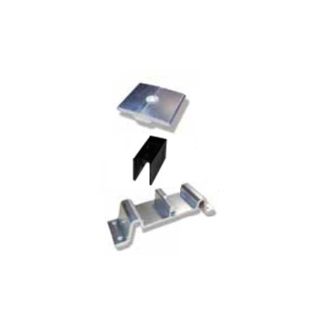 Easy Roof complete clamp double