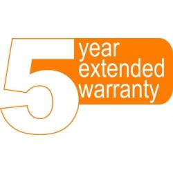Uitbreiding van de garantie tot 10 jaar RPI H3A/H4A/H5A