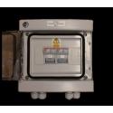 Bescherming box voor batterijen bij 63A