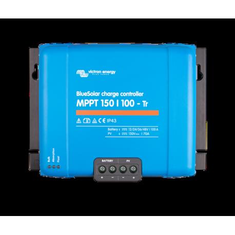 Regulator VICTRON ENERGY BlueSolar MPPT 150/100 Tr