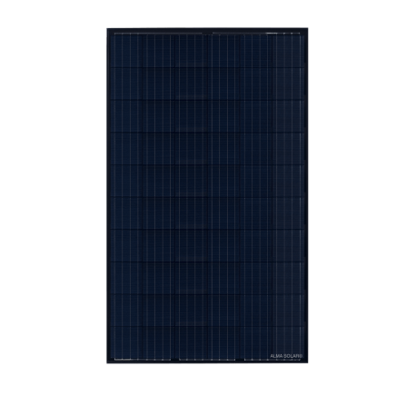 I'M SOLAR Zonnepanelen 270P Zwart