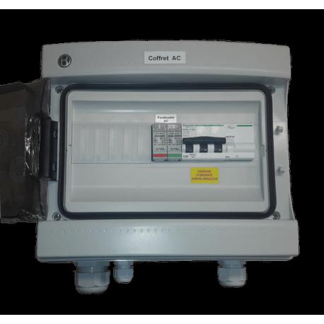 AC Box 11-20kW - 400V - 32A - 1 x driefasige omvormer