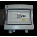 AC Box 11-20kW - 400V - 32A - 1 x Tri omvormer