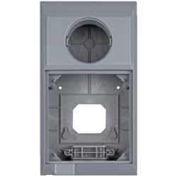 Voor wandmontage van COLOR CONTROL GX en BMV