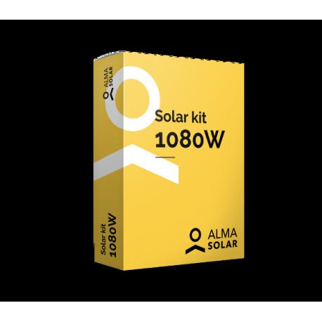 Kit voor zelfverbruik 1080W
