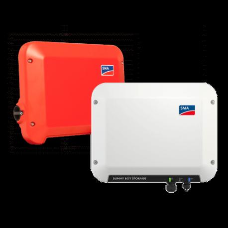 SMA-hybride pakket op 1500W voor eigen gebruik