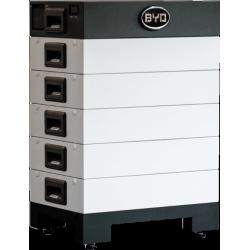 BYD batterij H6.4 om 6,4kWh Hoogspanning