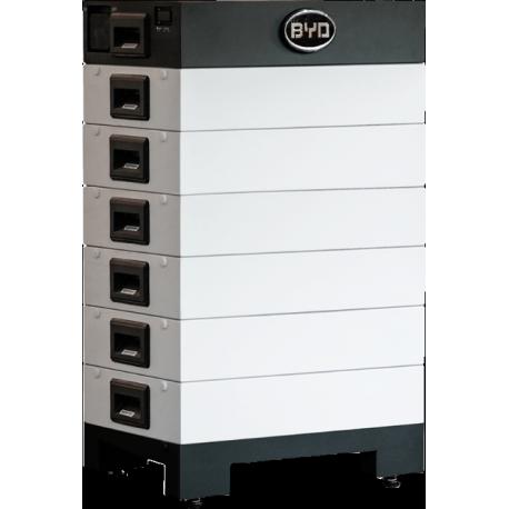 BYD batterij H7.7 om 7.68kWh Hoogspanning