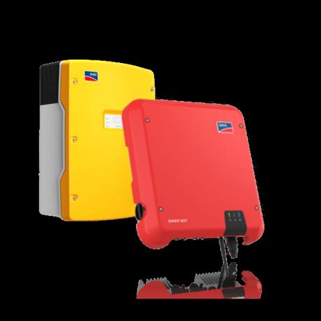 Hybride Pack SMA 5000W voor zelfverbruik