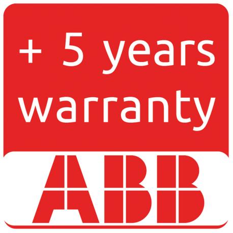 ABB Uitbreiding van de garantie tot 10 jaar voor TRIO-27.6-TL
