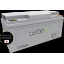BatterX LC1200-lood koolstofbatterij