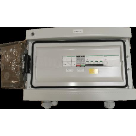 AC-Box 20-40kW - 400V - 63A - 1 x driefasige omvormer