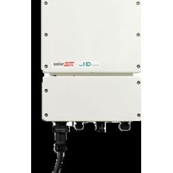SOLAREDGE Omvormer SE3680H HD-WAVE SETAPP EV-CHARGEUR
