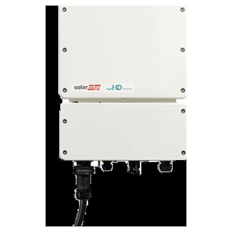 SOLAREDGE Omvormer SE4000H HD-WAVE SETAPP EV-CHARGEUR