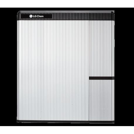 LG Chem batterij RESU10 kWh Hoogspanning FRONIUS/SOLAREDGE
