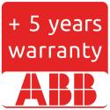 ABB Uitbreiding van de garantie tot 10 jaar voor ABB-12.5TL