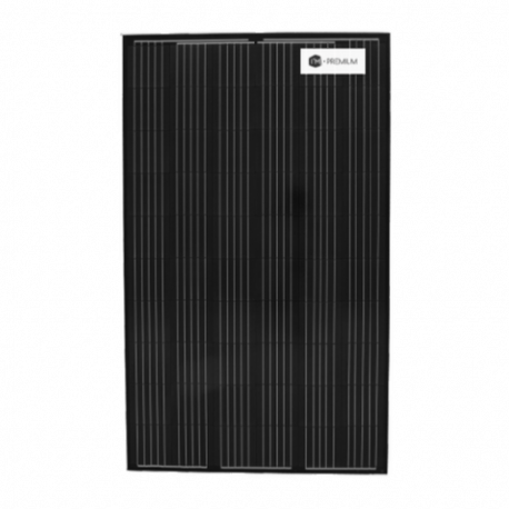 I'M SOLAR Zonnepanelen 370W Mono zwart