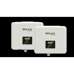 Pack 2x Hybrid SolaX omvormer X3-10.0-D G4