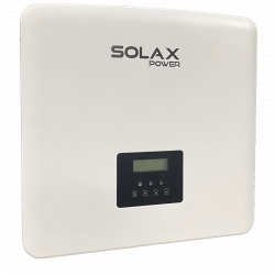 Hybrid SolaX omvormer X3-6.0-D G4