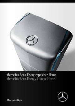 MERCEDES-BENZ Energy batterij