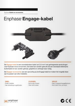Enphase Engage Kabel